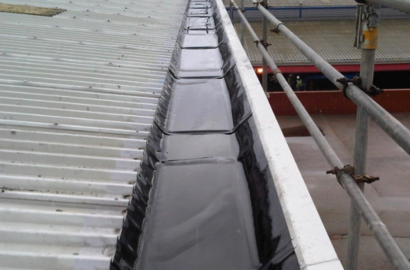 Industrial Roofing London Eurotech Roofing